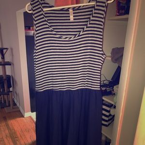 Simple and Fun Maxi Dress